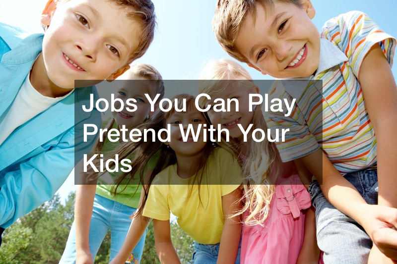 play jobs for kids